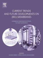 Current Trends and Future Developments on (Bio-) Membranes