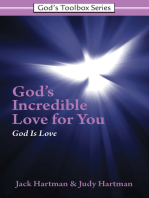God's Incredible Love for You