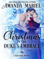 Christmas in the Duke's Embrace