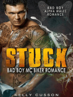 Stuck - Bad Boy MC Biker Romance