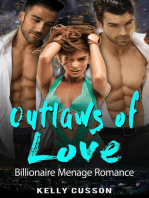 Outlaws of Love - Billionaire Menage Romance