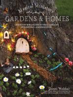 Magical Miniature Gardens & Homes