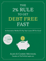 The 2% Rule to Get Debt Free Fast