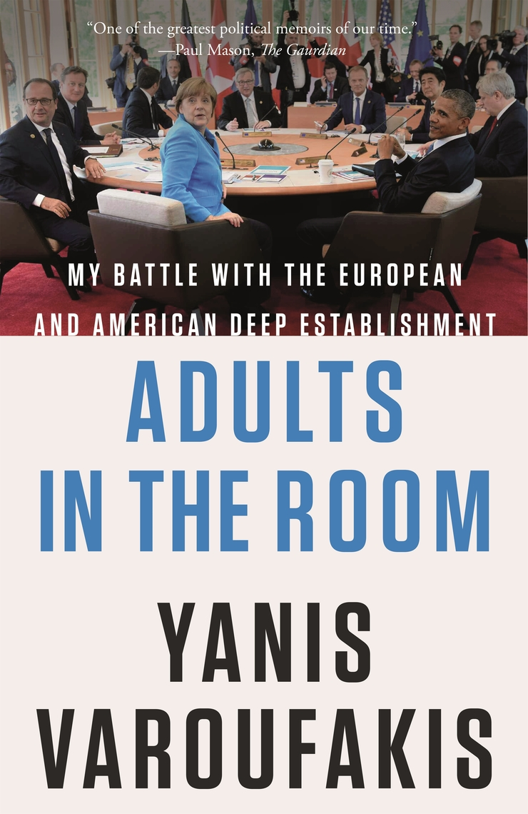 Adults In The Room PDF Free Download