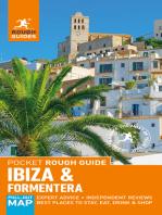 Pocket Rough Guide Ibiza and Formentera (Travel Guide eBook)