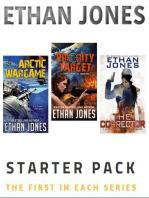 Ethan Jones Starter Pack Box Set - 1st in Each Series