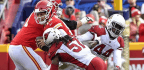Chiefs' Mahomes Not Only Welcomes Spotlight, He Thrives In It