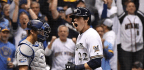 To Victims, Yelich Is Most Valuable Presence