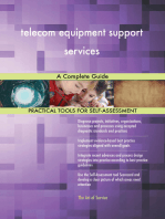 telecom equipment support services A Complete Guide