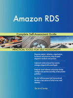 Amazon RDS Complete Self-Assessment Guide