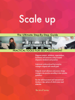 Scale up The Ultimate Step-By-Step Guide