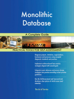 Monolithic Database A Complete Guide