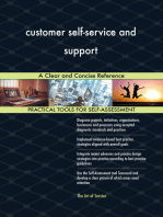 customer self-service and support A Clear and Concise Reference