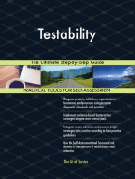 Testability The Ultimate Step-By-Step Guide