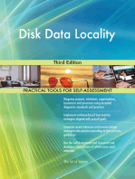 Disk Data Locality Third Edition
