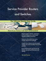 Service Provider Routers and Switches The Ultimate Step-By-Step Guide