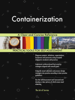 Containerization A Clear and Concise Reference