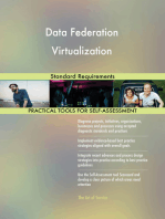 Data Federation Virtualization Standard Requirements
