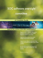 SOC software oversight committee A Complete Guide