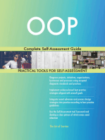OOP Complete Self-Assessment Guide
