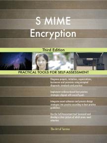S MIME Encryption Third Edition
