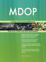 MDOP A Clear and Concise Reference