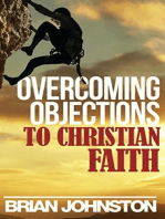 Overcoming Objections to Christian Faith