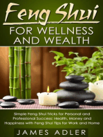 Feng Shui for Wellness and Wealth