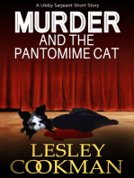 Murder and The Pantomime Cat