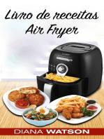Livro de receitas Air Fryer