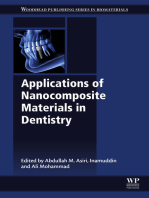 Applications of Nanocomposite Materials in Dentistry