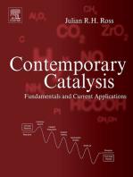 Contemporary Catalysis