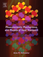 Measurements, Mechanisms, and Models of Heat Transport