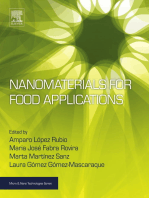 Nanomaterials for Food Applications