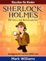 Sherlock Holmes kindgerecht nacherzählt