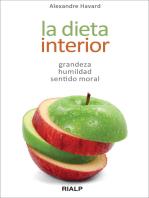 La dieta interior