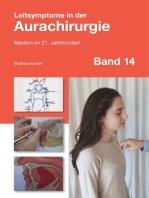 Leitsymptome in der Aurachirurgie Band 14