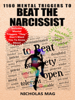 1160 Mental Triggers to Beat the Narcissist