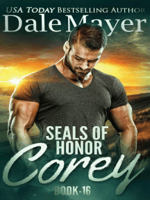 SEALs of Honor: Corey: SEALs of Honor, #16
