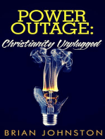 Power Outage - Christianity Unplugged