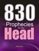 830 Prophecies for the Head