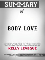 Summary of Body Love