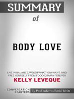 Summary of Body Love