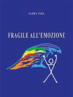 Fragile all'emozione
