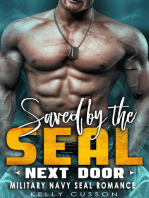 Saved by the SEAL Next Door - Military Navy Seal Romance