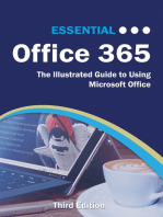 Essential Office 365 Third Edition: The Illustrated Guide to Using Microsoft Office