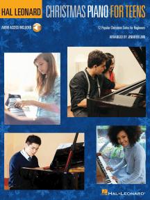 Hal Leonard Christmas Piano for Teens: 12 Popular Christmas Solos for Beginners