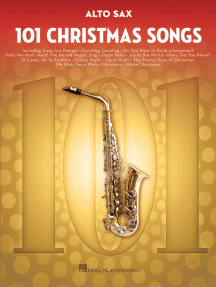 101 Christmas Songs: for Alto Sax