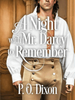 A Night with Mr. Darcy to Remember