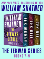 The TekWar Series Books 7–9